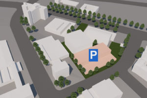 Parkhaus Elsässer Platz